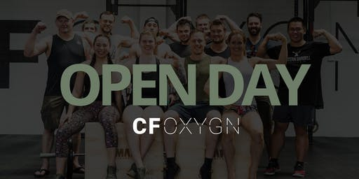 Open Day - CrossFit Oxygen Ringwood