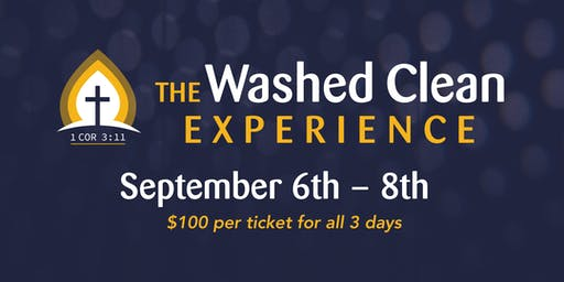 The Washed Clean Experience