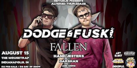 Altered Thurzdaze w/ Dodge & Fuski tickets
