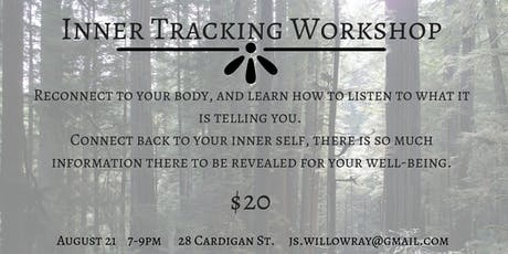 Inner Tracking Workshop tickets