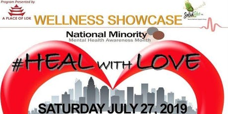 #HEALwithLOVE tickets