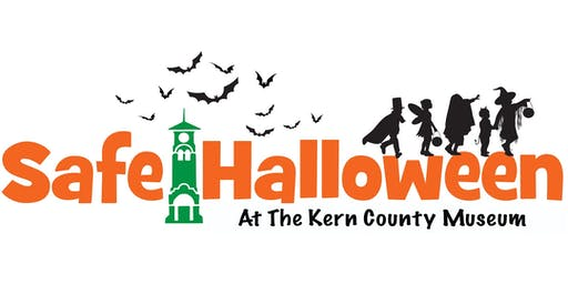 Safe Halloween at the Kern County Museum