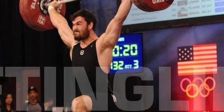 Weightlifting Clinic with Stephen Butcher tickets