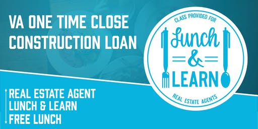 One Time Close Lunch & Learn for Realtors - Silverdale