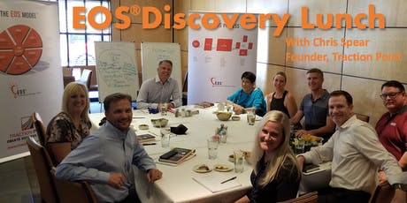 EOS® Discovery Lunch  tickets