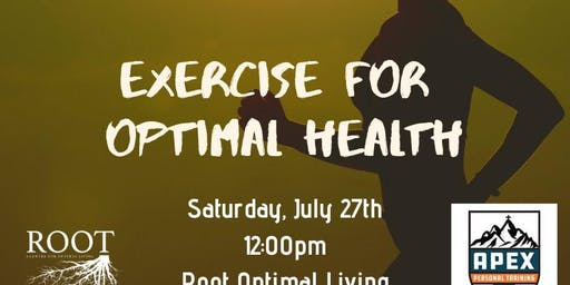 Exercise for Optimal Health