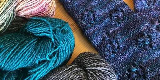 Begin to Knit and Beyond The Basics Classes