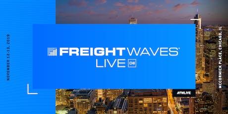 FreightWaves LIVE Chicago tickets