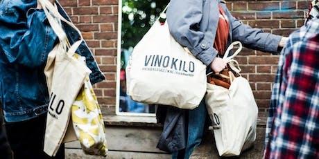 INSTA TICKETS • Vintage Kilo Sale • Oberhausen • VINOKILO tickets