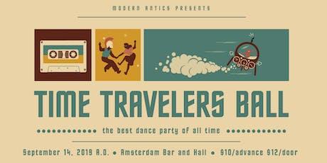 Time Traveller's Ball tickets
