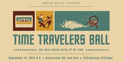 Time Traveller's Ball