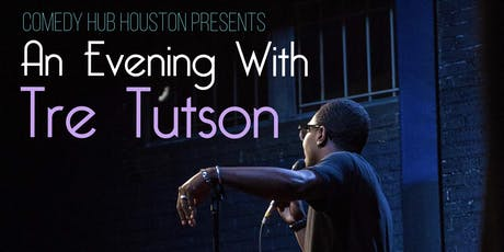 An Evening with Tre Tutson tickets