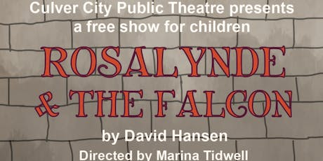 Rosalynde & the Falcon tickets