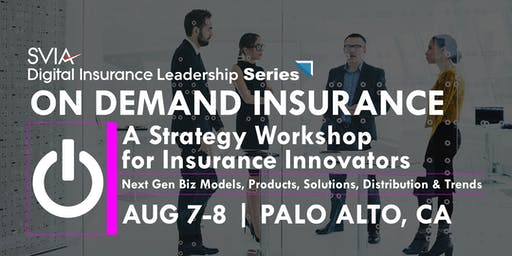 Digital Insurance Leadership | On Demand Insurance