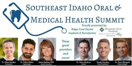 Southeast Idaho Oral & Medical Health Summit tickets
