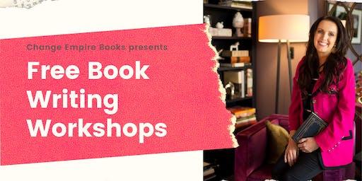 Free Book Writing Workshop Fri 19 July