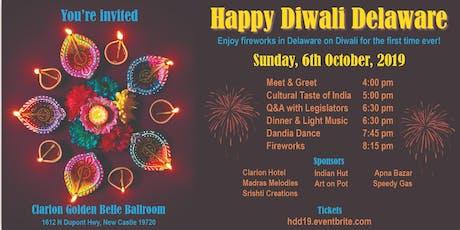 Happy Diwali Delaware - Connecting Communities tickets