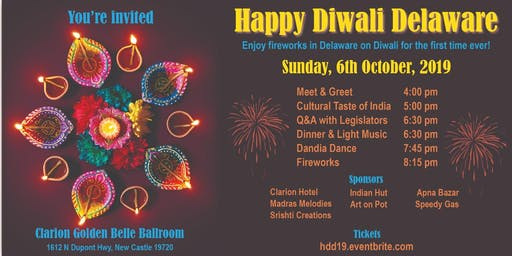 Happy Diwali Delaware - Connecting Communities