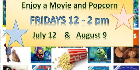 Movie and Popcorn at the Douglass Branch Library tickets