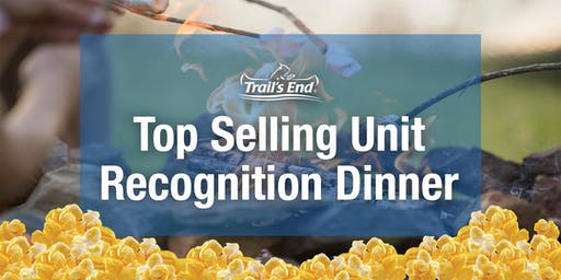 Ohio River Valley Top Selling Unit Recognition Dinner - 7/28, 4:00pm