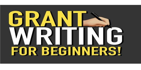 Free Grant Writing Classes - Grant Writing For Beginners - Austin, Texas tickets