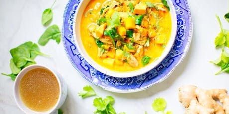 Farm-to-KITCHEN Cooking Class: Easy Seasonal Asian Fusion tickets