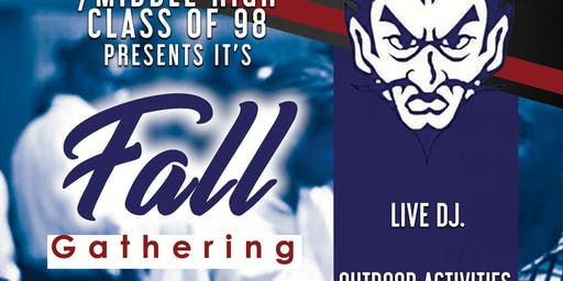 PHS C/O 98 Fall Gathering