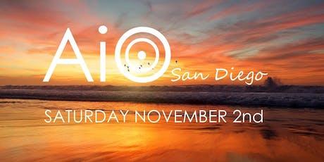 AiO San Diego Speaker boletos