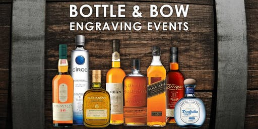 Bottle & Bow Engraving Event