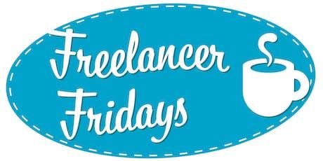 Freelancer Fridays - August 2019 tickets