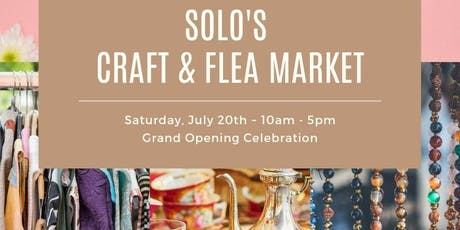 SoLo's Craft & Flea Market tickets