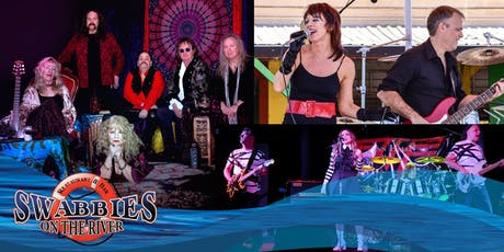 A Day of Divas: Heartless / Invincible / Ann Halen - Live at Swabbies tickets