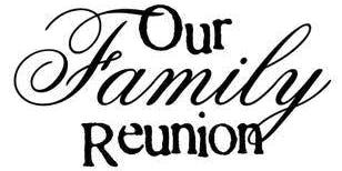 Hamler Family Reunion 2019