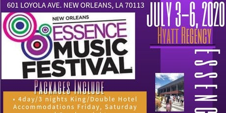 Royal Occasions LLC /Essence Festival 2020 tickets
