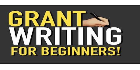 Free Grant Writing Classes - Grant Writing For Beginners - Boston, Massachusetts tickets