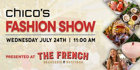 Chico's Fashion Show at The French tickets