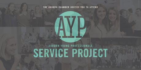 AYP Service Project tickets