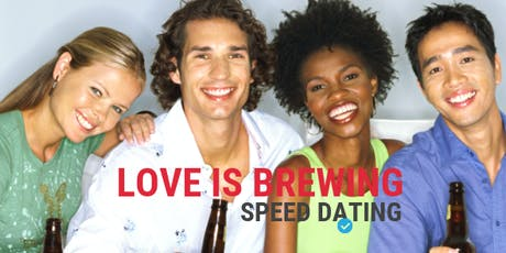 Love is Brewing - Speed Dating Event tickets