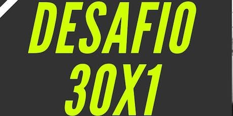 DESAFIO 30X1 - EMAGRECIMENTO CONSCIENTE ingressos