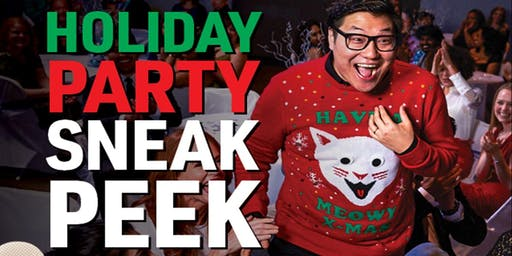 Holiday Sneak Peek