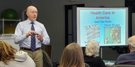 Dinner with  the Doc - 3 ways to Maximize your Health Blanchester tickets