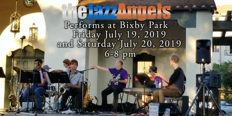 Jazz Angels Performs a Free Jazz Concert in Bixby Park, Long Beach, CA tickets