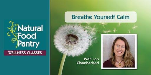 Breathe Yourself Calm