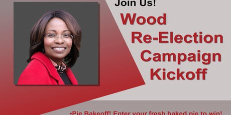 June Wood Re-Election Campaign Kickoff tickets