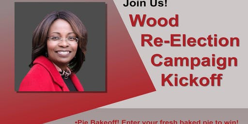 June Wood Re-Election Campaign Kickoff