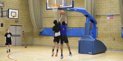 Basketball Roadshow - Valence Park