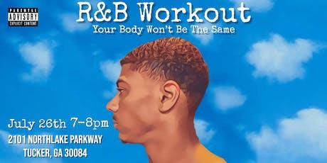 R&B Workout tickets