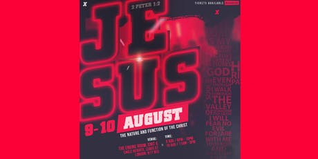 The Jesus Seminar tickets