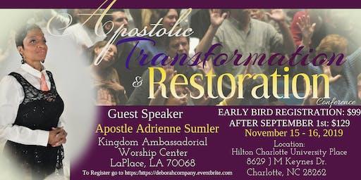 Apostolic Transformation & Restoration Conference