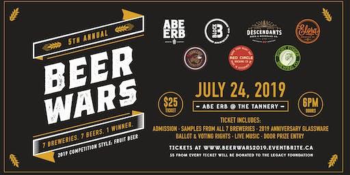 Beer Wars 2019